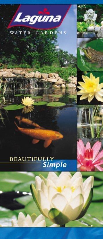 Water gardens - Rolf C. Hagen Inc.