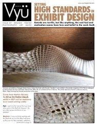 EXHIBIT DESIGN - Vyu Magazine