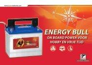 Folder Energy Bull NL (1.8 Mb) - Banner GmbH