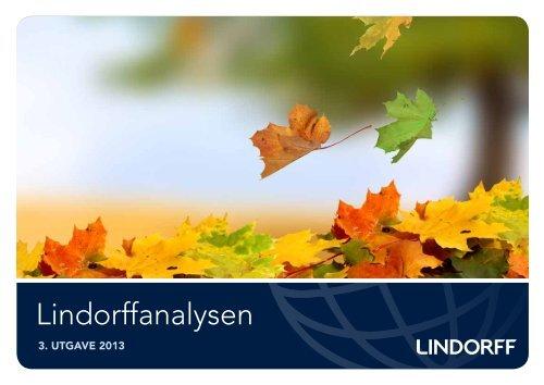 Lindorffanalysen 3 utgave 2013