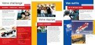 Votre challenge Vos outils Votre équipe - Lycée Jean Perrin