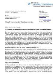 2010_11_03_Rundschreiben - Deutscher Hausärzteverband ...