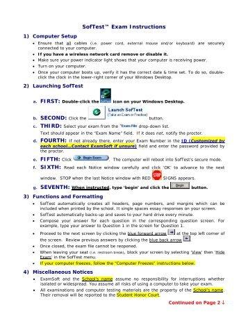 Examsoft Download Mac