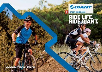 Ride Life. Ride Giant.