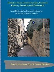 Didáctica de las Ciencias Sociales, Currículo Escolar y Formación ...