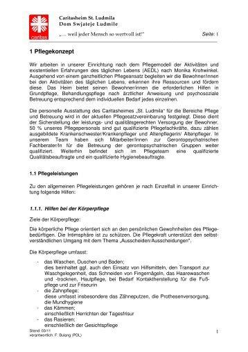 weiter [PDF] - Caritasheim St. Ludmila