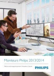 Moniteurs Philips 2012/2013