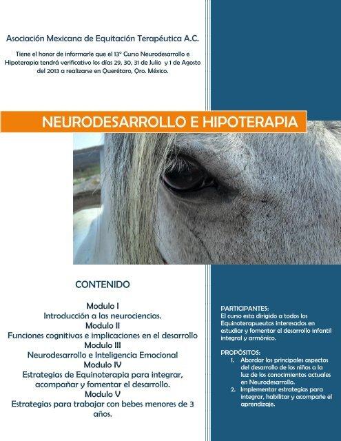 Neurodesarrollo E Hipoterapia