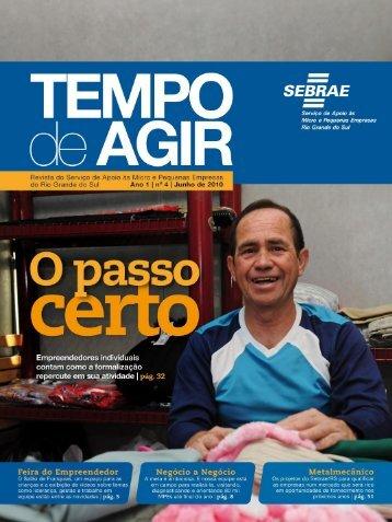 revista tempo de agir ed4.pdf - Sebrae