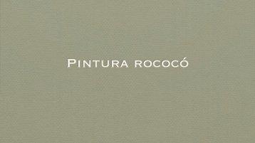 Pintura Rococó - Leonel Cunha