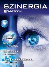 Szinergia-hírek - Synergon Nyrt.