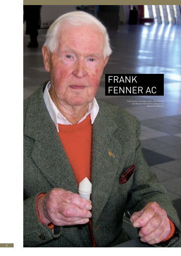 Frank Fenner AC (PDF 215 kb) - National Museum of Australia
