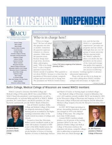 Waicu Magazines