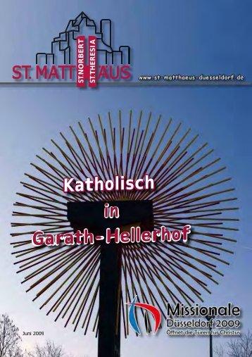 Katholisch in Garath-Hellerhof - Katholische Pfarrgemeinde St ...