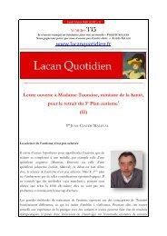 LQ 335 - Lacan Quotidien