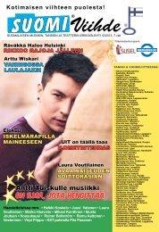 Nro 2/2013 - SuomiViihde-lehti