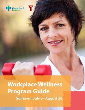 AHS Program Guide - YMCA Calgary