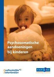 Psychosomatische aandoeningen bij kinderen - Goed voor jou