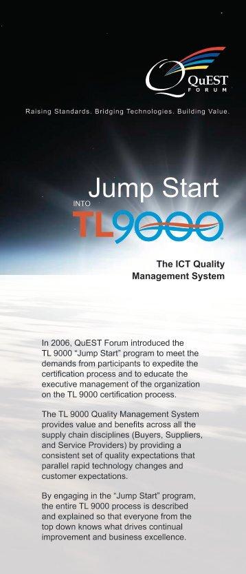 Jump Start - QuEST