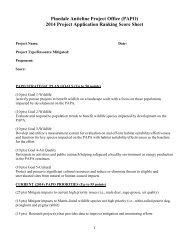 2014 Project Application Ranking Score Sheet