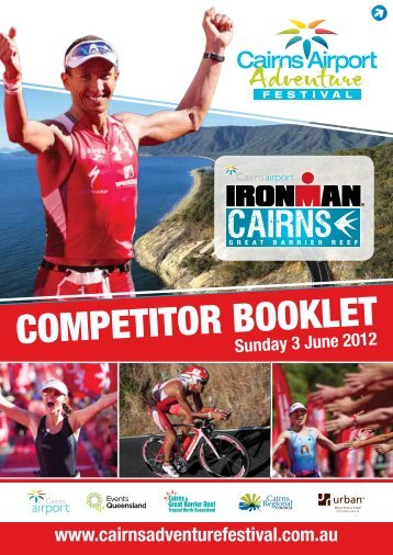 COMPETITOR BOOKLET - USM Events