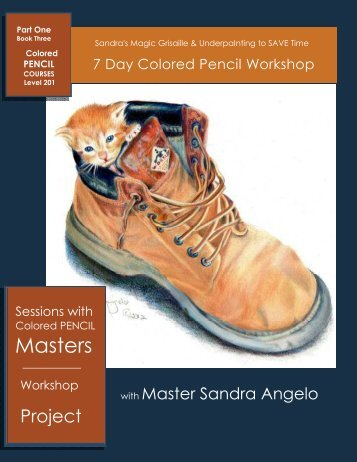 Colored Pencil Sessions with Top Masters by Sandra ... - F+W Media