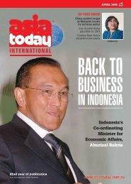 indonesia - Asia Today International