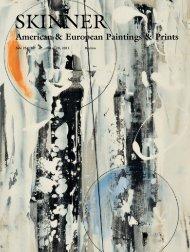American & European Paintings & Prints - Skinner