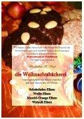 Festtgsbuffet 2011 - Konditorei Vogel - Seite 2
