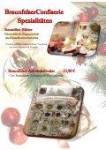 Festtgsbuffet 2011 - Konditorei Vogel - Seite 6