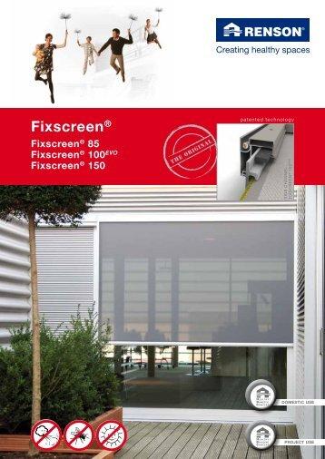 Fixscreen® - S Zone