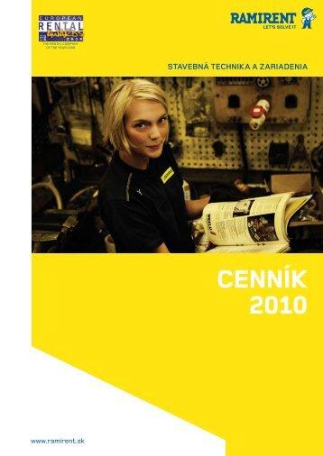cenník 2010 - ots.sk