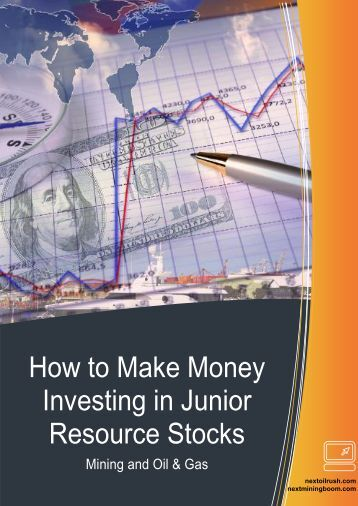 How to Make Money Investing in Junior Resource Stocks - The Next ...