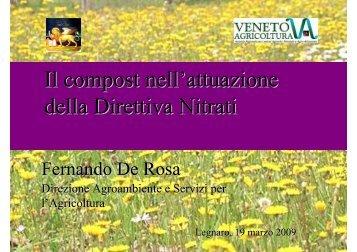 PDF (Il compost nell'attuazione della Direttiva Nitrati)