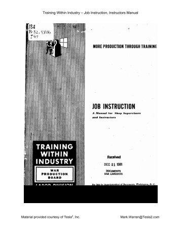ON THE JOB TRAINING (OJT) RECORD â Aerodrome Inspector