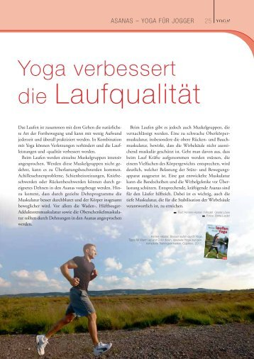 Asana aus Yoga! Das Magazin 03/2011