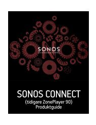 sonos connect - Almando