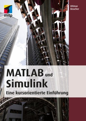 Einführung in Simulink - Verlagsgruppe Hüthig Jehle Rehm GmbH