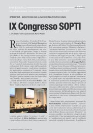 IX Congresso SOPTI - PO Professional Optometry