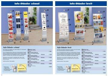 Infoständer - Fws-moebel.de