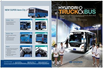 NEW SUPER Aero City - Hyundai