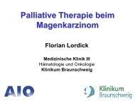 Präsentation - Gi-oncology.de