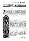 Das Kreuz - Katholische Kirche St. Michael Bargteheide - Seite 3