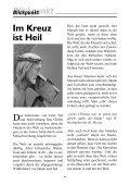 Das Kreuz - Katholische Kirche St. Michael Bargteheide - Seite 6