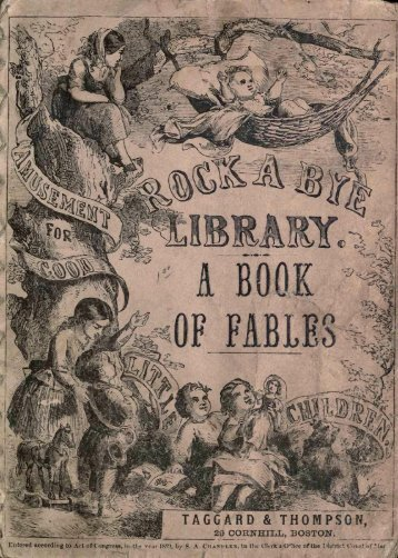 A book of fables - Tim And Angi