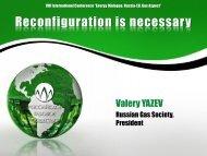 Reconfiguration is necessary