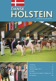 3-2013 - Dansk Holstein