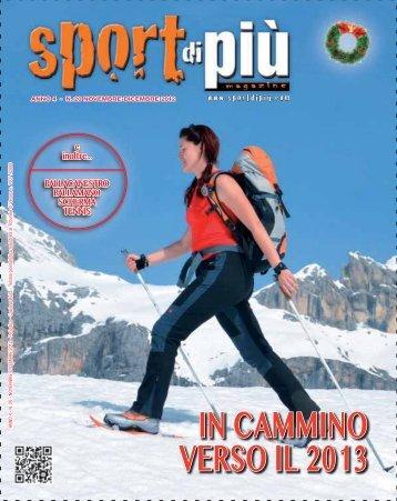 sportdipiu' n° 20 - Sportdipiù magazine Verona