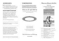 Kirchentag 1 - St Nikolaus Wolbeck