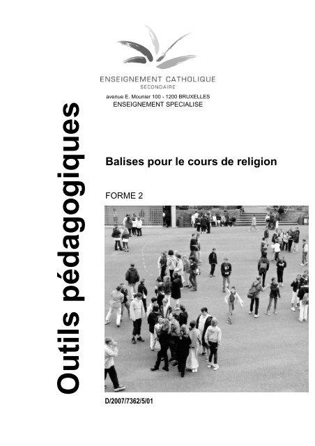 Balises pour le cours de religion - Accueil fédération - SeGEC
